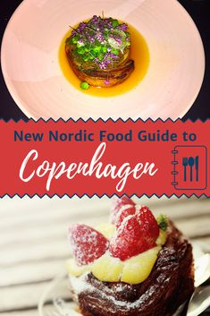 Your guide to trying gourmet Danish food and the New Nordic cuisine in Copenhagen. While visiting Copenhagen, Denmark you have to try New Nordic cuisine. Use this guide to learn about what it is, the origin of New Nordic cuisine and tips for trying it yourself. #Copenhagen #FoodGuide #NewNordic