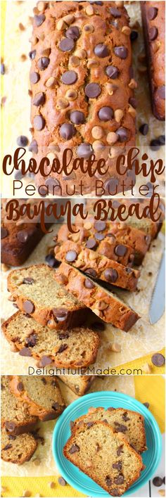 Your new favorite banana bread recipe is here!  This flavorful, delicious banana…