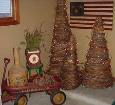 1000+ images about Christmas Primitive on Pinterest   Primitive ...