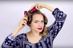 8 No-Heat Hairstyles to Wake Up with Great Hair Tomorrow Curly Hair Overnight, Overnight Hairstyles, Overnight Braids, Overnight Waves, No Heat Hairstyles, Popular Hairstyles, Curled Hairstyles, Gorgeous Hairstyles, Kayley Melissa