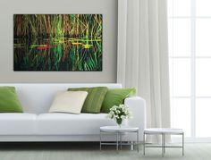 #steellayer #decor #decoracao #inspiracao #green #verde #ambiente #clean #luz #light  #design #deinteriores #home #casa