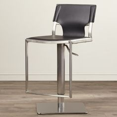 Found it at Joss & Main - Liam Leather Bar Stool