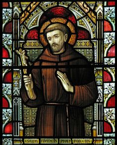 St Francis of Assisi by Lawrence OP, via Flickr