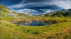Have you ever seen a lake at an altitude of 2000m? Visit the Gran Sasso Mountain! (Pietranzoni Lake)