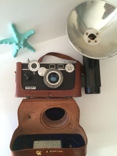 Vintage #Argus C3 #Camera with #Flash,  View more on the LINK: http://www.zeppy.io/product/gb/3/265424268/