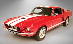 1967 SHELBY G.T. 350 Mustang Shelby Cobra, Mustang Gt 350, Ford Mustang Shelby, Vintage Auto, Vintage Cars, Antique Cars, American Classic Cars, Ford Classic Cars, Us Cars
