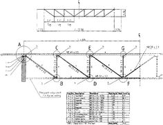Roof Truss Guide - Design and construction of standard timber and . Steel Trusses, Roof Trusses, Flat Roof Repair, Roof Truss Design, Civil Engineering Design, Building A Pole Barn, Steel Detail, Roof Structure, Roofing Contractors