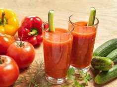 Bloody Mary Smoothie Recipe. This bloody mary smoothie can be made without alcohol for a healthy low calorie smoothie or you can add vodka to make it into a cocktail smoothie.