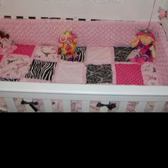 Paris theme custom bedding , nursery baby girl ,