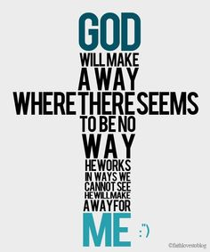His ways are always right!