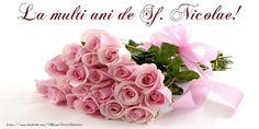 Rosa roser, bursdagshilsen - Gratulerer Med Fødselsdagskort - no. Happy Birthday Wishes, Birthday Greetings, Birthday Cards, 15th Birthday Cakes, Best Roses, Christmas Card Crafts, Name Day, Rose Wallpaper, Happy Mothers Day