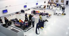 Red Bull Racing de Vettel, reconstruido com apoio da Siemens | Algarlife