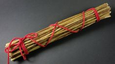 "50 Yarrow Stalks for Traditional Chinese I Ching Divination 9"" long"