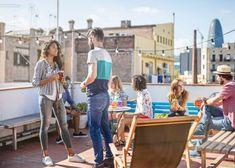 Alquilar la terraza el nuevo negocio inmobiliario
