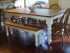 www.twinmanordesigns.com Farmhouse table