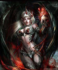 deviantart queen of vampire - Cerca con Google