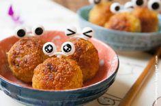 Wos zum Essn: Kuskus-Tier? Lieber orientalische Couscous-Bällchen!