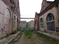 Edinburgh's Abandoned Shrubhill Tram Depot