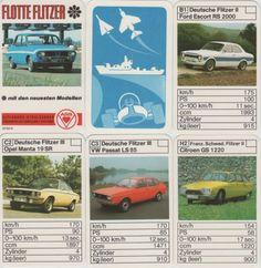 Auto Quartett