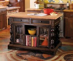 Castillo Kitchen Island Probably Not A Practical Size But I Love The Style