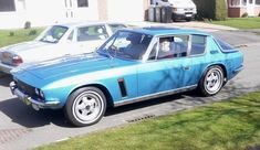 For Sale (picture 1 of Jensen Interceptor, New Tyres, Leather Interior, Birmingham, Convertible, Classic Cars, Restoration, Cutaway, Infinity Dress