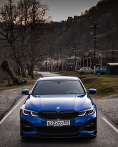 Bmw blue from Sochi Blue Wallpaper Iphone, Blue Wallpapers, Bmw 3 Series, Sport, Cars, Vehicles, Excercise, Autos, Sports