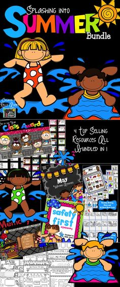 Keep your students busy during the month of May with these top selling end of the year resources! #teacherspayteachers #tpt #teachersfollowteachers #iteachtoo #teacher #education #learning #homeschooled #homeschooling #homeschooler