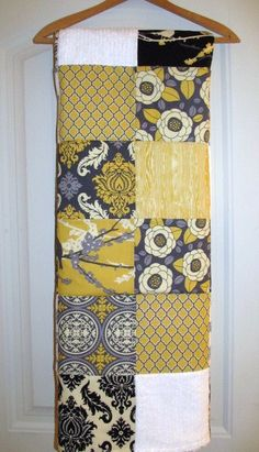 Joel Dewberry - Aviary 2- I am thinking about making a quilt like this for our bedroom.