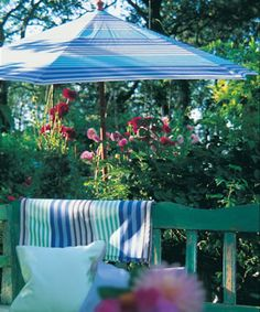 A Gorgeous Outside Environment Using Bokashi By Designers Guild Tricia  Guild, Tropical Houses, Outdoor