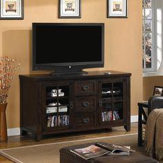 "Classic Flame Dakota 56"" TV Stand | Wayfair"