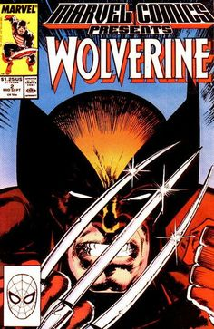 Marvel Comics Presents #2 (1988) WOLVERINE