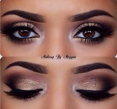 Image discovered by Mone🐾💄🧜♀️. Find images and videos about beauty, makeup and inspiration on We Heart It - the app to get lost in what you love. Kiss Makeup, Prom Makeup, Love Makeup, Wedding Makeup, Hair Makeup, Makeup Goals, Makeup Tips, Beauty Makeup, Gala Make Up