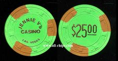 $25 Jennie V's Casino for sale http://www.all-chips.com/ChipDetail.php?ChipID=17392