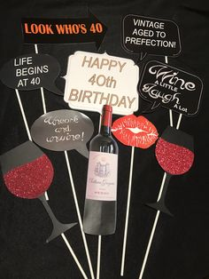 Featured ETSY Products – Birthday Party Ideas and Themes # … – Wanderlust 40th Birthday Party For Women, 40th Birthday Themes, 80th Birthday Party Decorations, 40th Bday Ideas, Birthday Themes For Adults, Mexican Party Decorations, Birthday Woman, 40 Birthday, Wine Parties