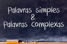 I found this cool kahoot called Palavras Simples ou Complexas. Play it and check out more games at kahoot.com! More Games, Chalkboard Quotes, Art Quotes, Play, Cool Stuff, Check, Simple Words