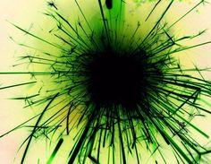 Green Shatter