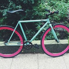 Fixie bike 6KU akoya