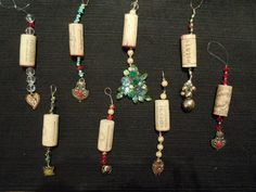 It's a Dog's Life: Wine Cork Ornaments - A How -To