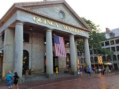 Quincy Market, Boston, Massachusetts