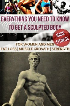 Everything You Need To Know To Get A Sculpted Body | HASS BODYBUILDING