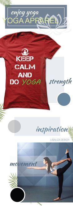 Keep calm and do YOGA [Hot] Women Yoga TShirt / Ladies Tee.  #Fitness #Exercise #yoga # #yogadesign #chakra #yogalover #energy #inspiration #yogacasual #workout #inhale #exhale #breathe #meditation #women #fashion #Sunfrog #Lisaliza #giftideas #health #lifestyle