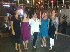 First night of my Ultimate Money Goddess Bali Retreat 2012