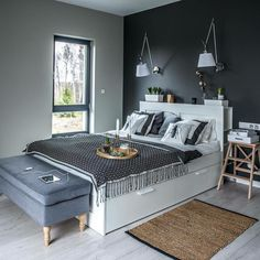 #scandinavianbedroom #modernscandinavian #clearbeauty #perfectbedroom #homeswheretheheartis
