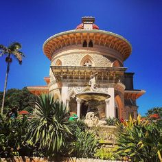 Day trip to Monserrate Palace. / #Sintra #Portugal / #architecture #history #culture #art #beauty