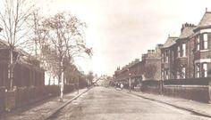 Delamere Road.