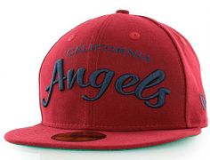 California Angels City Arch 59Fifty Fitted Cap By NEW ERA x MLB