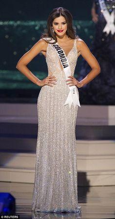 Paulina Vega 2015 Miss Universe
