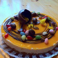 #cake#pääsiäiskakku#tipuja#munaa#nomnom#kakkuaa#sörppä