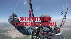 Thermalling tips in 60-seconds... from Mastering Paragliding by Kelly Farina. #paragliding #parapente #hanggliding #gliding #lovetofly #cloudbase #glider #thermalling #howto @masteringparagliding #pilotlife