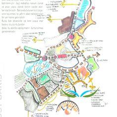 #STUDIO Bubble Diagram Architecture, Site Analysis, Concept Diagram, Sketchbooks, Urban, Landscape, Studio, Design, Architecture Diagrams